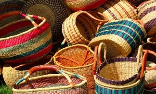 choose from our large selection of baskets made of wicker or wire metal baskets are perfect accents to store necessities while being decorative and - Decorative Baskets