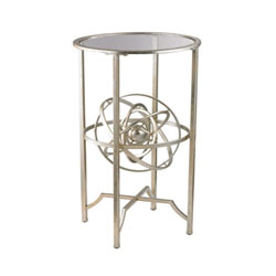 Armillary Sphere Accent Table